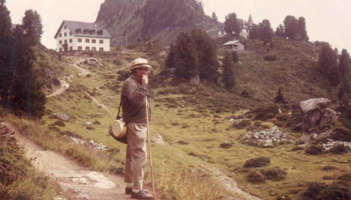 O que um geólogo carrega na mochila?