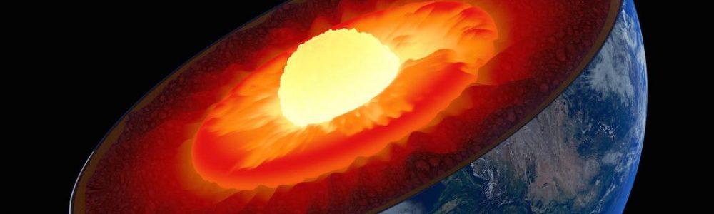 Como é o Planeta Terra por dentro?