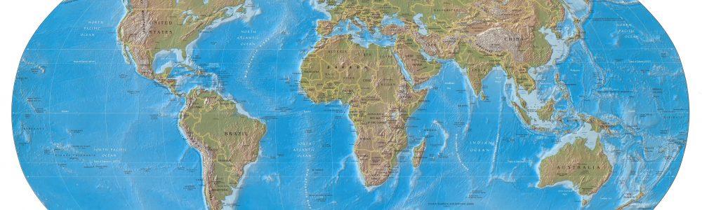 É verdade que os continentes se movem?